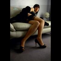 Sexy High Heels - Black Hair, Heels, Long Hair, Long Legs, Sexy Legs, Sexy Shoes