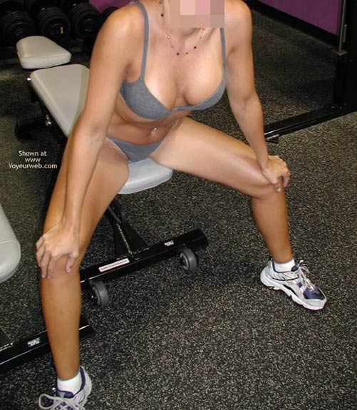 Pic #1 - *WO Sav at The Gym 2