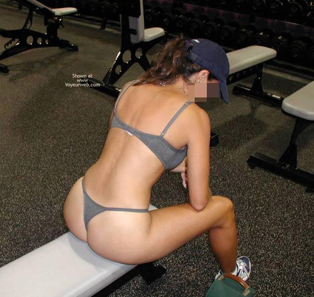 Pic #2 - *WO Sav at The Gym 2