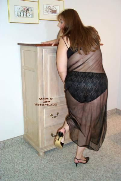 Pic #2 - BBW Vanessa's First Contri