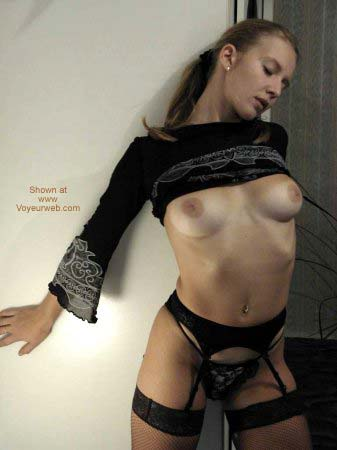 Pic #5 - Nadya Shows Off Her Fine Curves