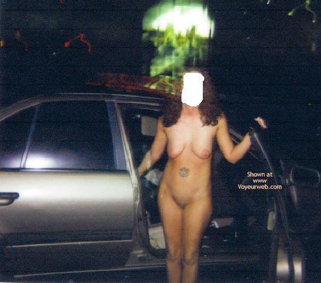 Pic #4 - Look She'S Naked