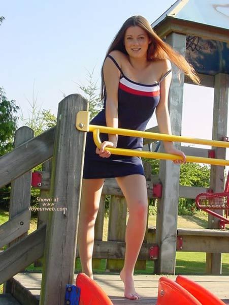 Pic #1 - Sasha's Playground Fun