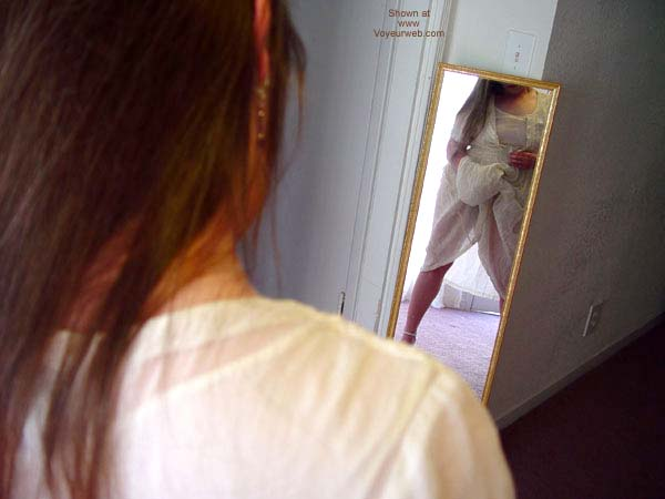 Pic #3 - Vicki and The Mirror