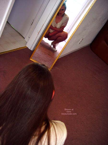 Pic #6 - Vicki and The Mirror