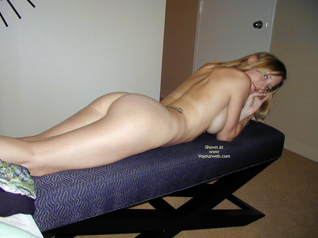 Pic #10 - Lexi Blonde Bench Warmer