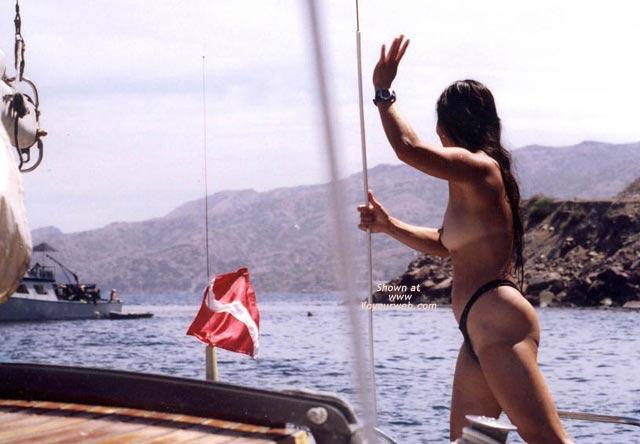 Pic #1 - Lani Nude in Public, Skin Diving 1