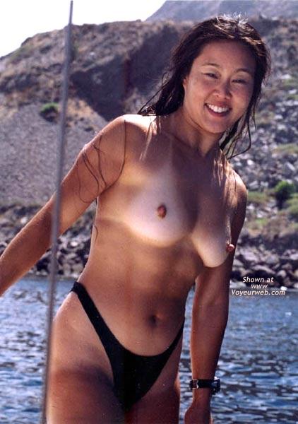 Pic #2 - Lani Nude in Public, Skin Diving 1