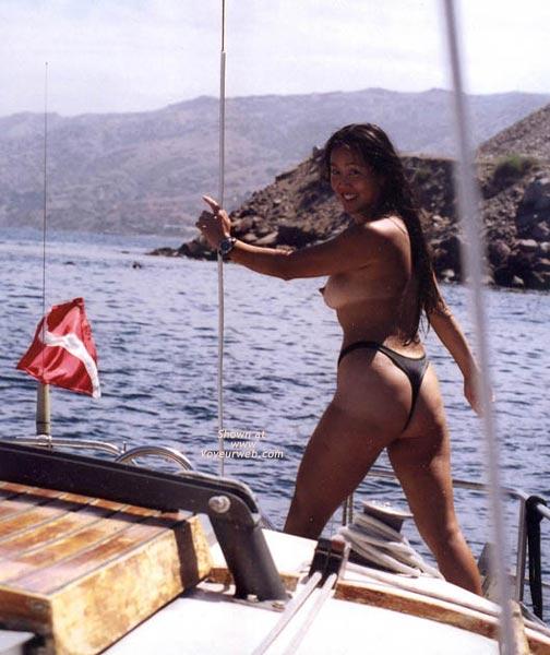 Pic #3 - Lani Nude in Public, Skin Diving 1
