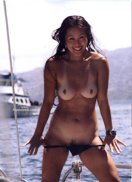 Pic #4 - Lani Nude in Public, Skin Diving 1
