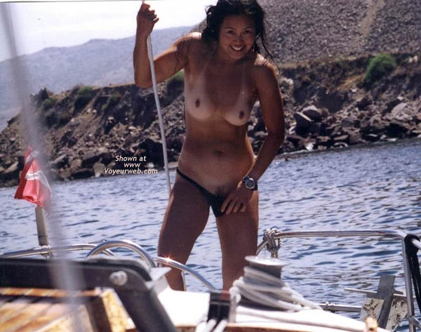 Pic #5 - Lani Nude in Public, Skin Diving 1