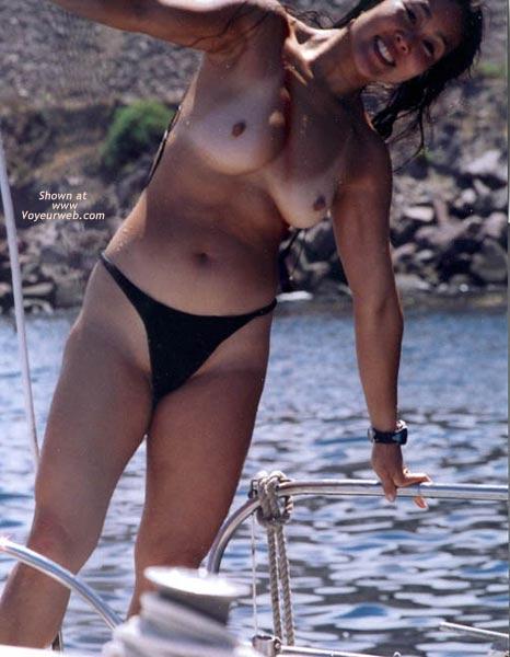 Pic #6 - Lani Nude in Public, Skin Diving 1