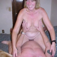 Wife Haveing Fun With Friend