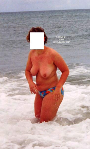 Pic #8 - Topless in Canaria