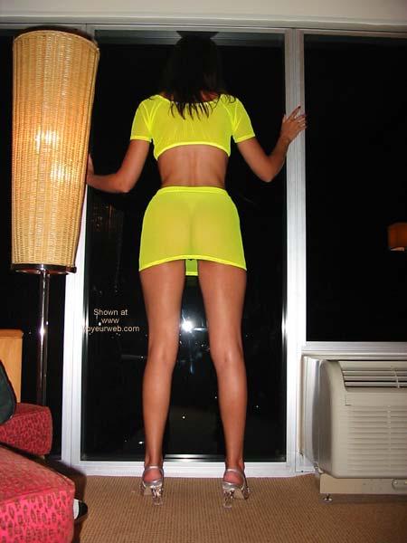 Pic #7 - Celeste in Yellow