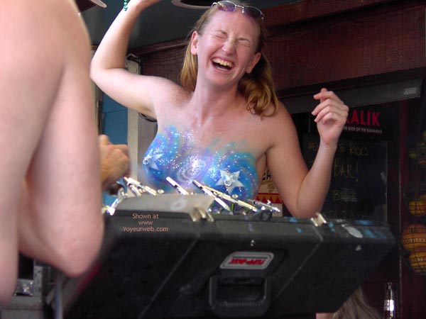 Pic #3 - Key West Fantasy Fest 2002 #3