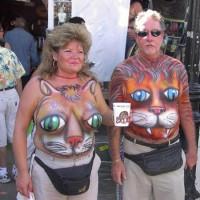 Key West Fantasy Fest 2002 #3