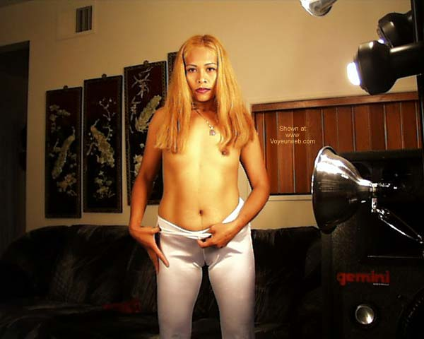 Pic #7 - Joosy's Trying On Cameltoe Pants
