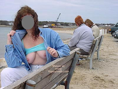 Pic #1 - Babe on The Beach