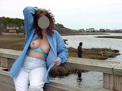 Pic #7 - Babe on The Beach