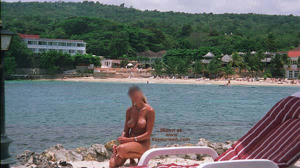 Pic #2 - Nude Island in Jamaica