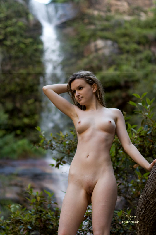 Pic #2 Hiking Back To The Car.. Nude