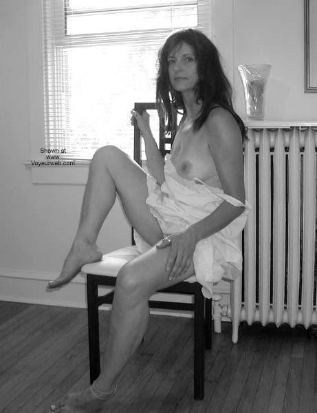 Pic #1 - Laila Black & White Strip