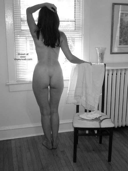 Pic #9 - Laila Black & White Strip