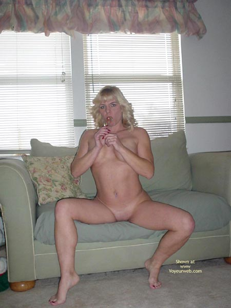 Pic #5 - Laney On The Couch