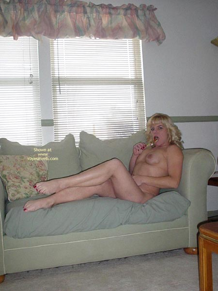 Pic #6 - Laney On The Couch