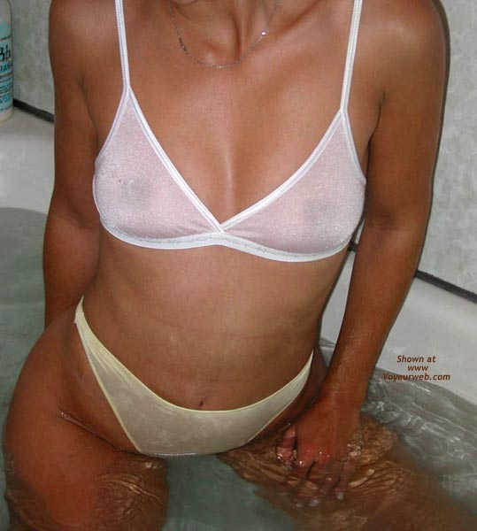 Pic #2 - Wet Panties 2