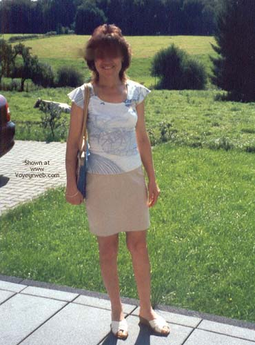 Pic #1 - Rita in The Garden