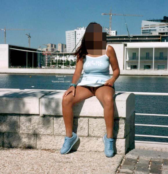 Pic #2 - Portuguese Body Blue Top