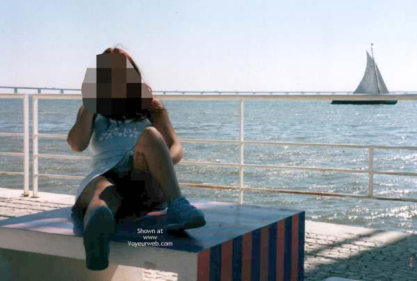Pic #3 - Portuguese Body Blue Top