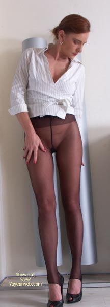Pic #2 - Susy Rocks Pantyhose And High Heels