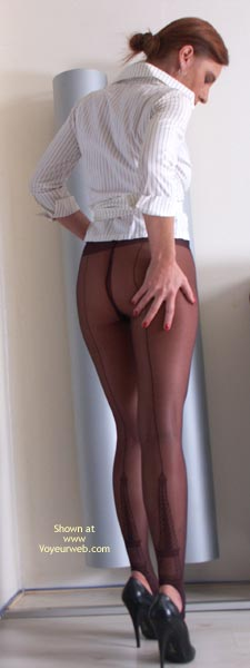 Pic #3 - Susy Rocks Pantyhose And High Heels