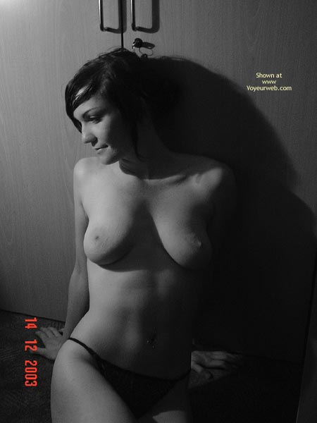 Pic #1 - Young Girl In Bw