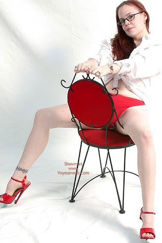 Pic #2 - Angel'S Red Heels