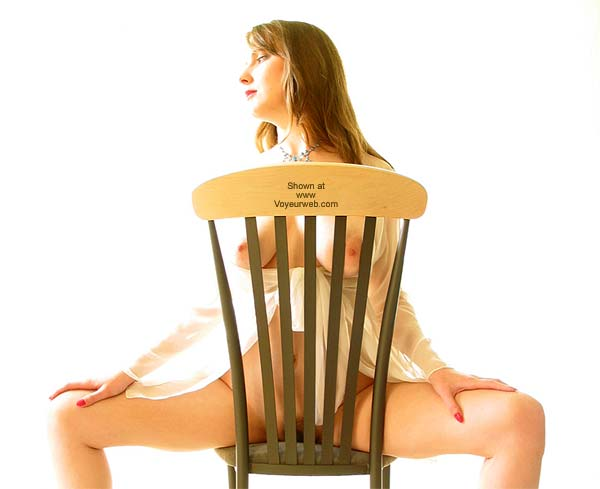Pic #3 - VW_Laura Posing On a Chair