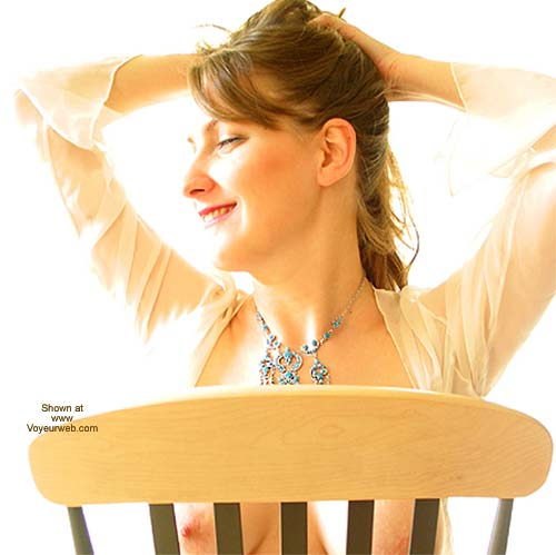 Pic #4 - VW_Laura Posing On a Chair