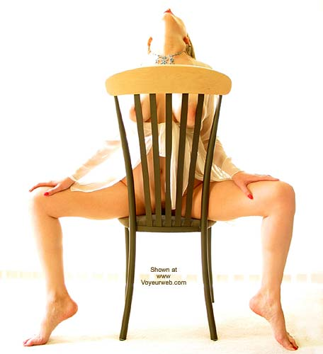 Pic #5 - VW_Laura Posing On a Chair
