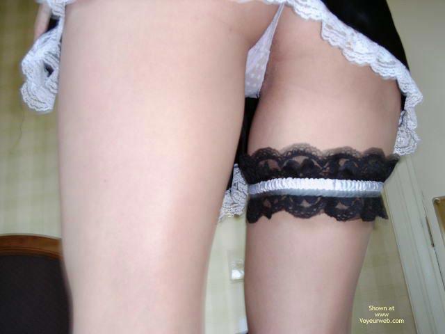 Pic #4 - Nikki 7 Maid Uniform Kilt