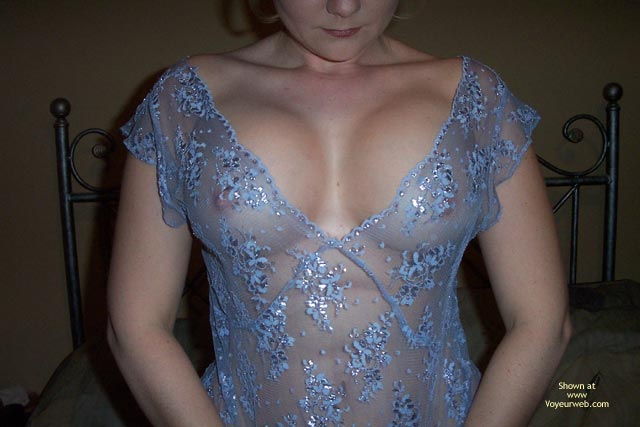 Pic #1 - *Bo Blonde Wife'S Big Boobs