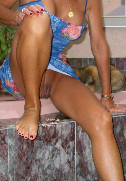 Pic #2 - Tanned Hotie