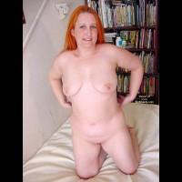 Posing In Bed