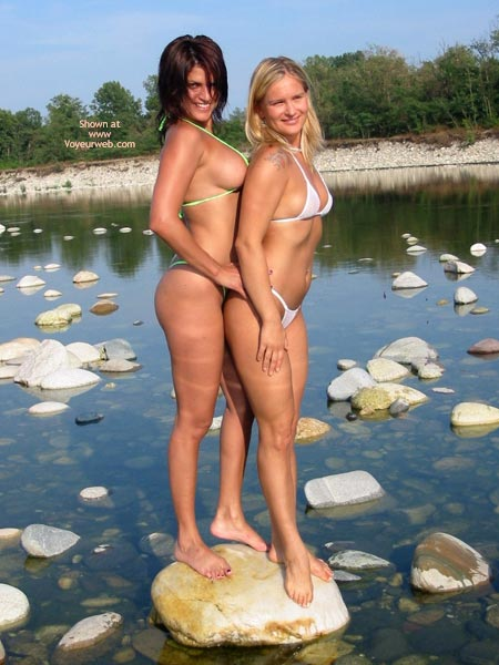 Pic #2 - *Gg Elise And Vanessa On The River