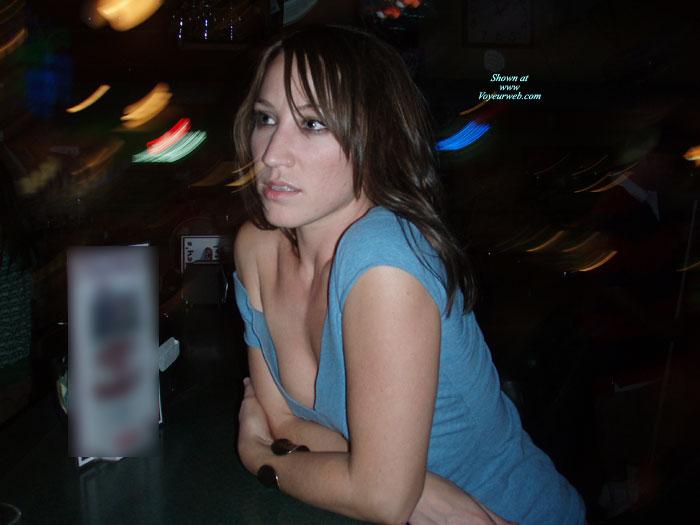 Pic #1 - Public Nipple Slips