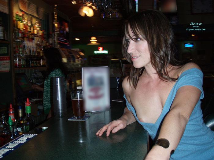 Pic #6 - Public Nipple Slips