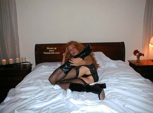 Pic #1 - *BE Claudia Sexy In Bed 1