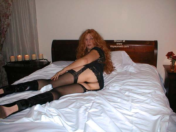 Pic #2 - *BE Claudia Sexy In Bed 1